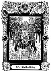 ATU XX: Cthulhu Rising by Tillinghast23