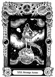 Atu XXI: Strange Aeons by Tillinghast23