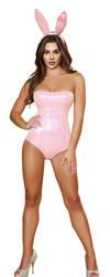 Gal Gadot as sexy pink playboy  by jackdanials2