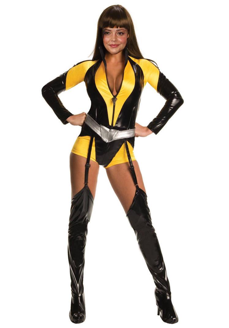 Jenna Coleman as silk spectre  by jackdanials2