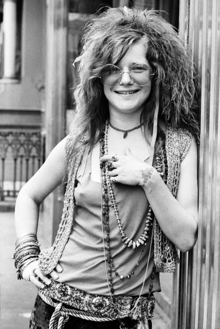Janis-joplin-june-1970 by duhred