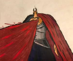 Fairy Tail OCs: Orge Harma: Blood Dragon Roar! by TitanXecutor