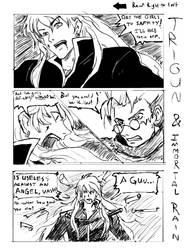 Trigun : Immortal Rain pg1 by JereduLevenin