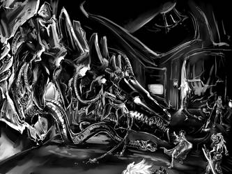 Final Encounter by JereduLevenin