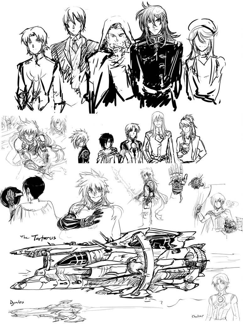 Destiny Star Compilation 02 by JereduLevenin