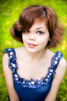 girl by Cvet04ek