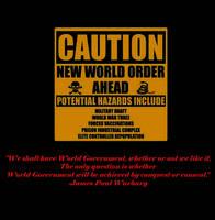 New World Order DANGER by NixSeraph