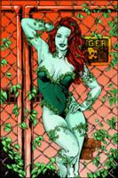 Poison Ivy colors by brimstoneman34