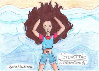 STEVEN UNIVERSE Stevonnie by SarieMcFairie