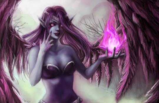 .Morgana. League of Legends by Ka-ho