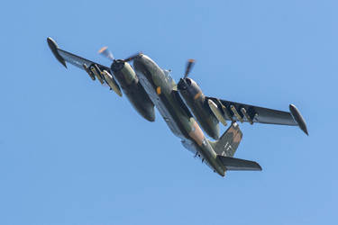 Douglas B-26K 'Counter Invader' by arejaye