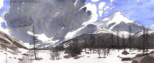 Le Casset - Panoramic by AntoineRozel