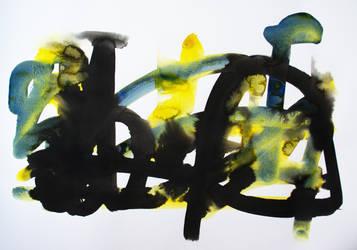 Abtract 25: Irimi Nage by AntoineRozel