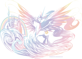 Equestria Chronicles: Celestia by Arc-Ecclesia