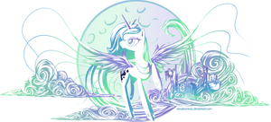 Equestria Chronicles: Luna by Arc-Ecclesia