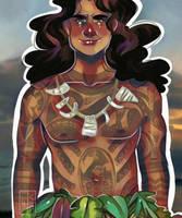 Maui by SaltyPeachy