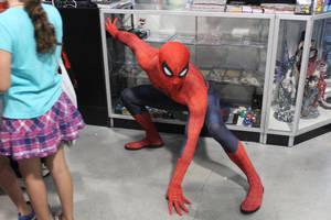 Spider-Man Free Comic Book Day by TS-Calibrate