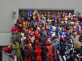 Marvel Gathering 2011 by TS-Calibrate