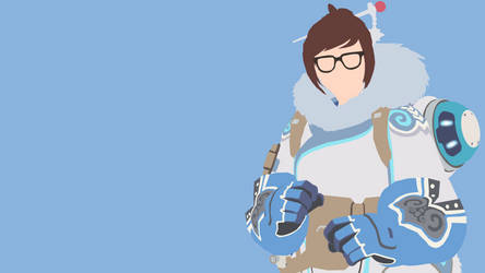 Mei from Overwatch by Reverendtundra