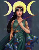Diana by Wenchworks
