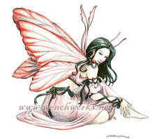 Flower Fairy, 2 of 9 by Wenchworks