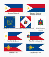 (Philippine Republic) Gallery Of Flags by IEPH
