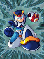 First Armor X by IanDimas