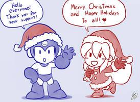 Merry Christmas 2017 by IanDimas