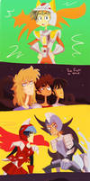 saint seiya - steel saints by spoonybards