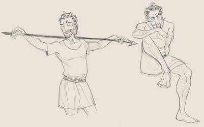 odysseus sketches by spoonybards