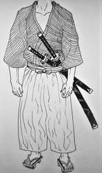 Samurai Clothes by RorikSavant