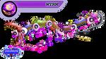 Digimon Error 404: Wyrm by HawkInAJazzyHat
