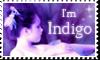 Indigo Stamp by Luinloth