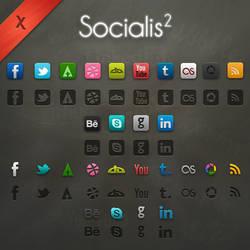 Socialis 2 - Freebie by xeloader