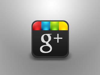 Google + Glass by xeloader