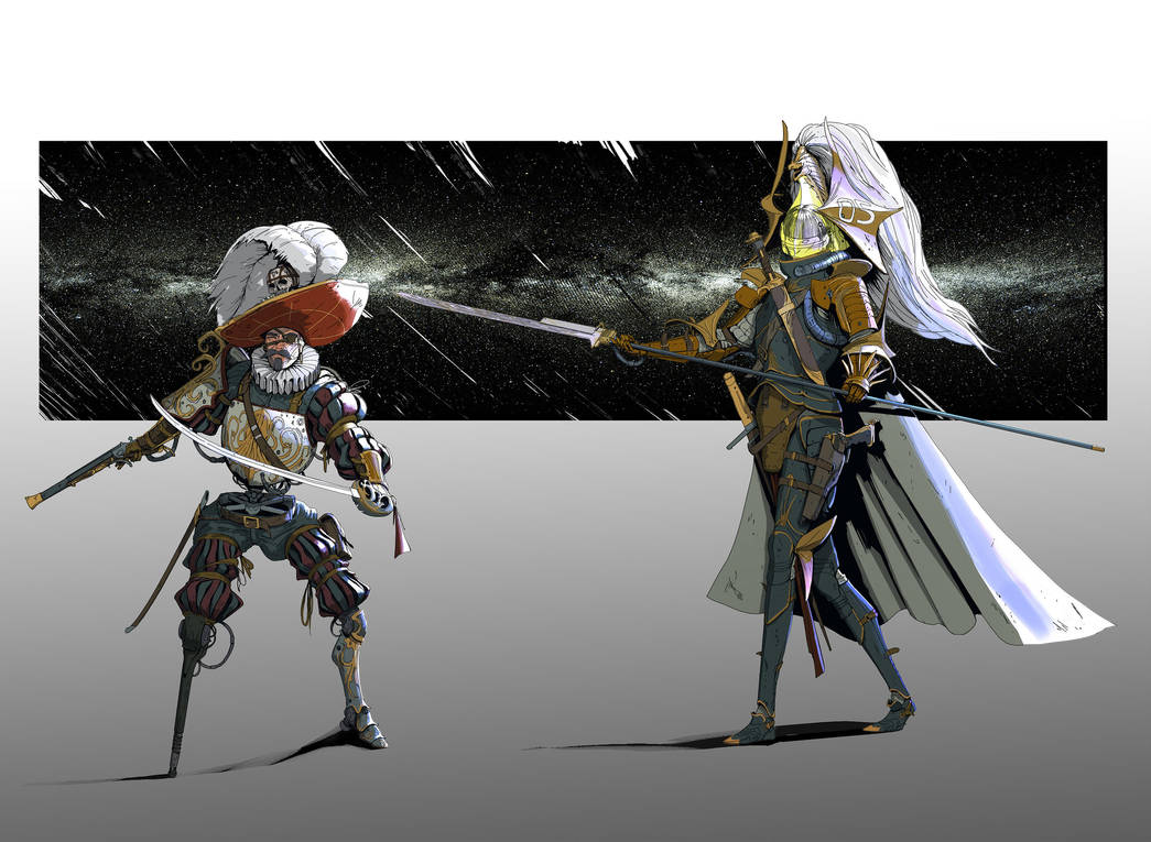 Galactic Pirates by StTheo