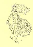 The Goddess Storm by hwoarang1986