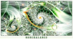 NONCHALANCE by d-b-c