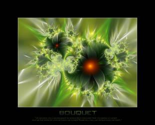 Fractal Bouquet by d-b-c