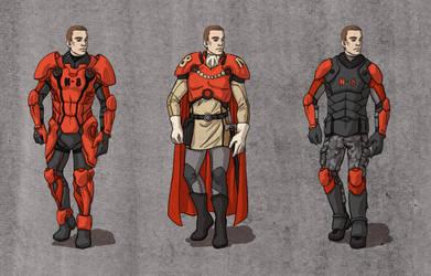 Uniform Concept N-8 by skorpi