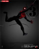 TRDL - Ultimate Spider-Man by TRDLcomics