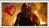 Victor Crowley Stamp by ReverseBeartrapZ