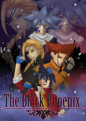The Black Phoenix by Becso-dimension