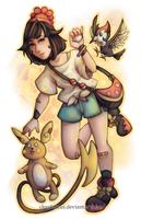 - Pokemon Moon Trainer - by Cloudnixus