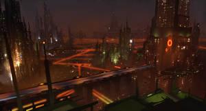 Cityscape by feedchicken