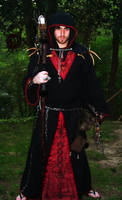 Mage Costume for ren-fest by nathanielwilliam