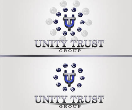 Unity Trust Logo Design 4 by nathanielwilliam
