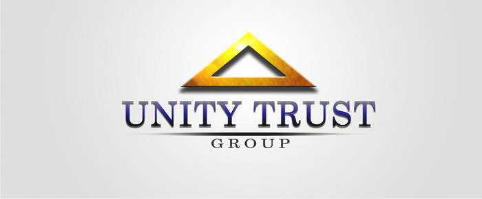 Unity Trust Logo Design 5 by nathanielwilliam