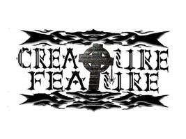 Creature Feature Logo 2 by nathanielwilliam