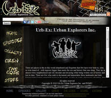 Urb-Ex Inc. Website by nathanielwilliam